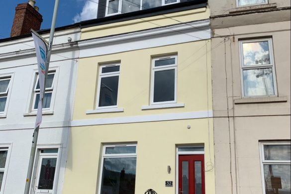 Restoration & Conversion for HMO Investment Property